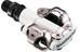 Shimano PD-M520 Pedale SPD schwarz/silber/weiß